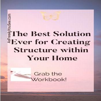 3 Quick Wins to Create Structure When Everyone is at Home  Feeling out of control and stressed with
