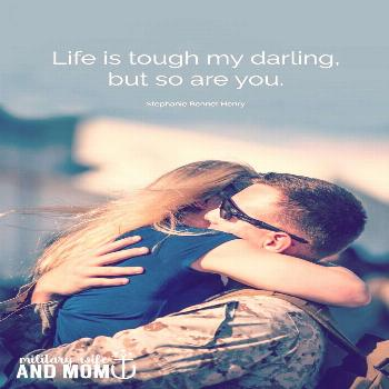 Deployment quotes for military spouses and significant others that will make your heart skip a beat