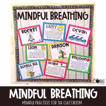 Mindful Breathing: Mindfulness in the Classroom mindfulness education
